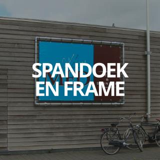 Spandoek-en-Frame